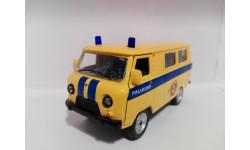 УАЗ- 39625 от автотайм
