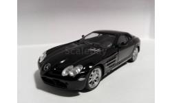 Суперкары №3 Mercedes SLR McLaren, журнальная серия Суперкары (DeAgostini), 1:43, 1/43