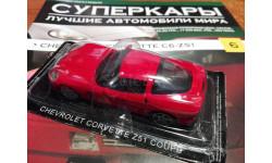 Суперкары chevrolet corvette