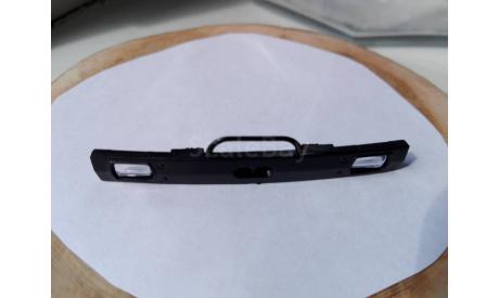 Бампер передний с оптикой МАЗ-5432, масштабная модель, 1:43, 1/43