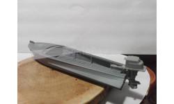 Лодка 'Казанка' с мотором