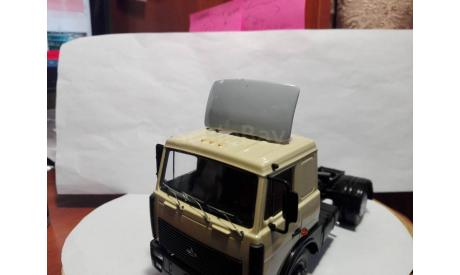 Обтекатель кабины КАМАЗ/МАЗ (60-90-е годы), масштабная модель, 1:43, 1/43