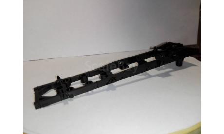 Рама Зил-130, масштабная модель, AVD Models, scale43