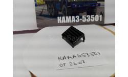 Защита двигателя Камаз 53501 и т.д., сборная модель автомобиля, AVD Models, scale43