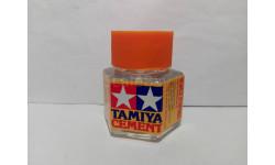 Клей с закручивающейся крышкой и кисточкой, фототравление, декали, краски, материалы, Tamiya, scale0