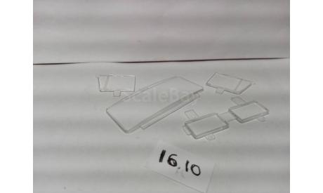 Стёкла МАЗ комплект, запчасти для масштабных моделей, AVD Models, scale43
