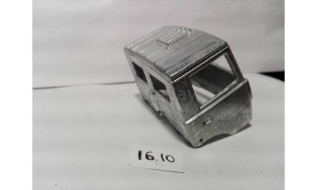 Кабина МАЗ без спалки ранний, запчасти для масштабных моделей, AVD Models, scale43