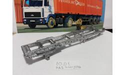 Рама Маз-5432, запчасти для масштабных моделей, AVD Models, 1:43, 1/43