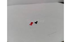 Фонарь противотуманный задний, запчасти для масштабных моделей, Три А Студио, 1:43, 1/43
