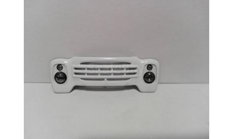 Облицовка радиатора для ЗИЛ 130, масштабная модель, DiP Models, 1:43, 1/43