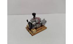 Двигатель ГАЗ-51, масштабная модель, UMI, 1:48, 1/48