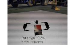 Зеркала Маз комплект, запчасти для масштабных моделей, AVD Models, scale43