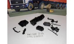 Двигатель ямз-238 кит, запчасти для масштабных моделей, AVD Models, 1:43, 1/43