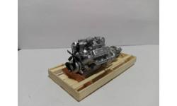 Двигатель ЯМЗ-236БЕ, масштабная модель, UMI, scale43