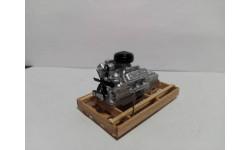 Двигатель ЯМЗ-236А, масштабная модель, UMI, scale43