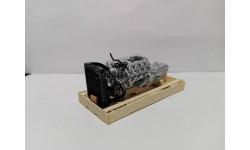 Двигатель КАМАЗ 740.10, масштабная модель, UMI, scale43