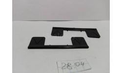 Крылья Зил 2 шт., запчасти для масштабных моделей, AVD Models, 1:43, 1/43