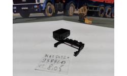 Держатель кабины с ящиком МАЗ, запчасти для масштабных моделей, AVD Models, scale43