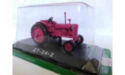Трактор ДТ-24-2, масштабная модель трактора, scale43