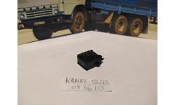 Ящик АКБ Камаз, запчасти для масштабных моделей, AVD Models, scale43