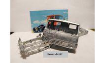 Рама+кабина Камаз-54112, запчасти для масштабных моделей, AVD Models, 1:43, 1/43