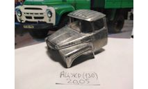 кабина Зил-130, запчасти для масштабных моделей, AVD Models, scale43
