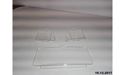 Стёкла МАЗ комплект, масштабная модель, scale43