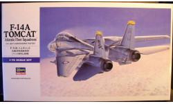 Палубный истребитель F-14A Tomcat 1:72 Hasegawa