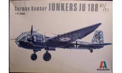 Бомбардировщик Юнкерс Ju 188A-2/E-1 1:72 Italeri