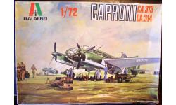 Бомбардировщик Caproni Ca.313/314 1:72 Italaerei