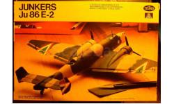 Бомбардировщик Юнкерс Ju 86E-2 1:72 Testors/Italeri