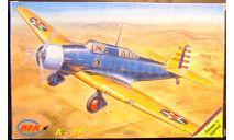 Ближний бомбардировщик Northrop A-17  1:72 MPM, сборные модели авиации, scale72