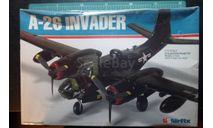 бомбардировщик A-26 Invader 1:72 Airfix, сборные модели авиации, scale72