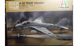 Палубный штурмовик  A-6E Intruder Desert storm 1:72 Italeri