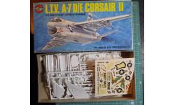 палубный штурмовик A-7E/D Corsair II 1:72 Airfix
