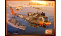 Противолодочный вертолет AB.212ASW 1:72 Aeroplast, сборные модели авиации, 1/72