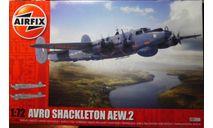 самолет ДРЛО AVRO Shackleton AEW.2  1:72 Airfix, сборные модели авиации, scale72