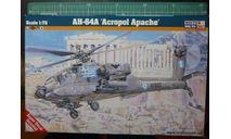AH-64A  Apache (Acropol Apache) 1:72 Mistercraft, сборные модели авиации, scale72