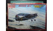 многоцелевой самолет Ан-2 1:72 Bilek/Italeri, сборные модели авиации, Antonov, 1/72