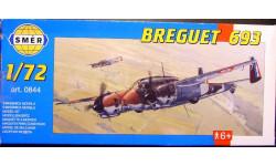 Многоцелевой самолет Breguet 693 1:72 Smer/Heller