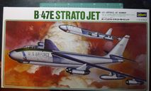 стратегический бомбардировщик Boeing B-47E Stratojet +,бонус 1:72 Hasegawa, сборные модели авиации, scale72