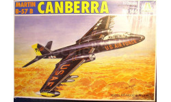 бомбардировщик Martin B-57B Canberra 1:72 Italeri