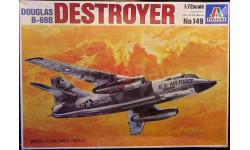 Бомбардировщик B-66 Destroyer 1:72 Italeri