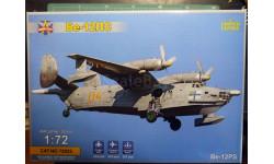 поисково-спасательный самолет-амфибия Бе-12ПС  1:72 Modelsvit