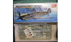 истребитель  Мессершмитт Bf 109E 1:72 Academy