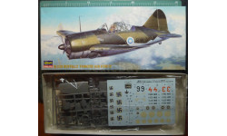 Brewster 239 Buffalo Finnish air force 1:72 Hasegawa