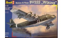 гидросамолет Blom und Voss BV 222 Wiking  1:72 Revell