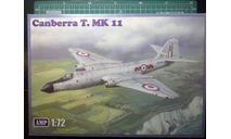 учебный самолет Canberra T.Mk11/TP-52  1:72  AMP, сборные модели авиации, scale72