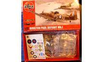 истребитель Boulton Paul Defiant 1:72 Airfix (NEW), сборные модели авиации, scale72