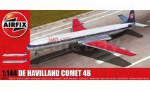 Пассажирский самолет DH-106  Comet 4B  1:144 Airfix, сборные модели авиации, scale144, De Havilland
